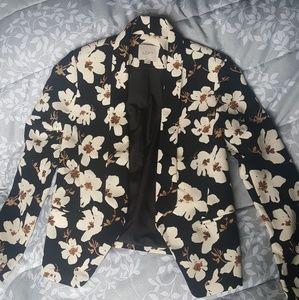 LOFT Jackets & Coats - Loft Floral Blazer